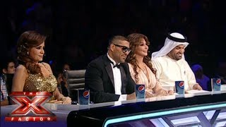 الحلقة الثامنة والعشرون كاملة - العروض المباشرة الاسبوع الأخير - The X Factor 2013