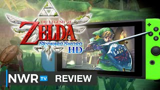 The Legend of Zelda Skyward Sword HD (Switch) Review (Video Game Video Review)