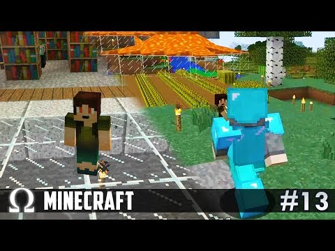 I HAD AN AMAZING DAUGHTER! (But then she met DELIRIOUS!) | Minecraft #13
