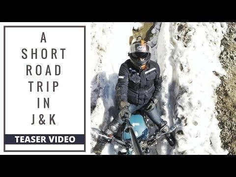 I LANDED UP IN JAMMU AND KASHMIR | TEASER VIDEO