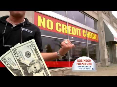 Ordinaire Robinson Furniture No Credit Check Commercial
