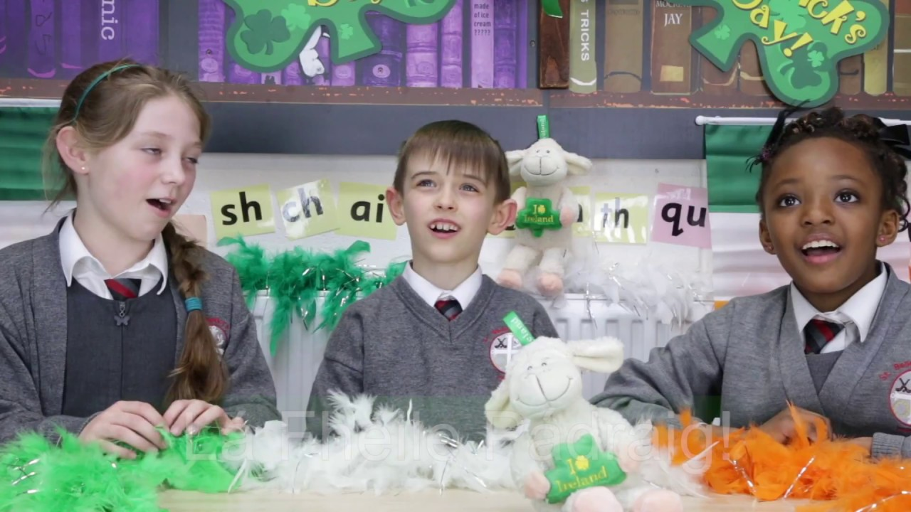 St Patrick's Day #PNPaddys - YouTube