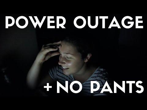 PANTSLESS POWER OUTAGE | Beijing Aug Vlog 6