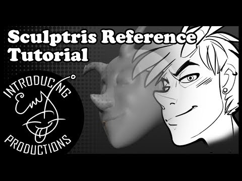 Sculptris Reference Tutorial