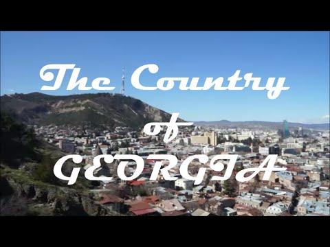 A Tour of Georgia (The Country)