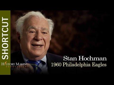 Stan Hochman on the 1960 Philadelphia Eagles