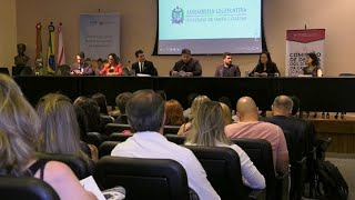 Audiência Pública debate aprendizagem profissional