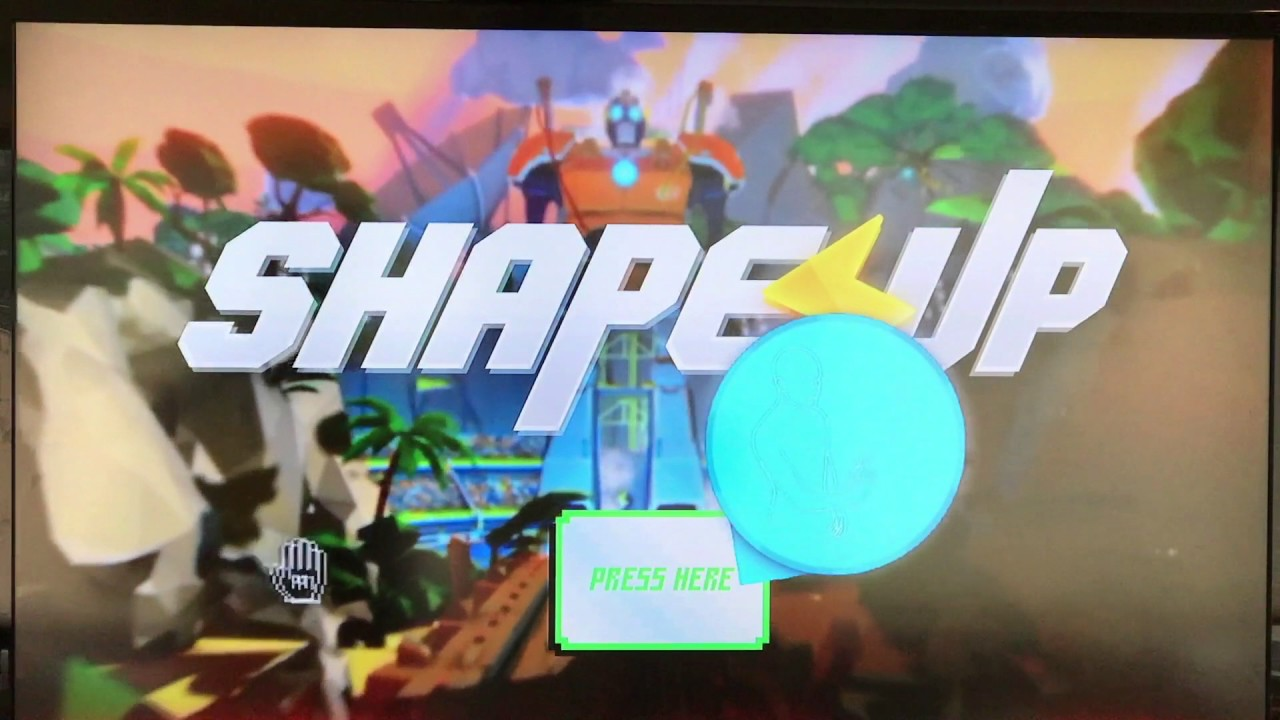 A Video Game That Tires Your Kids Out   Xbox One   Kinect
