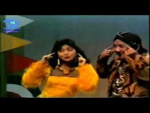 Dina Mariana - ABC Asik Betul ( Safari TVRI 1987)