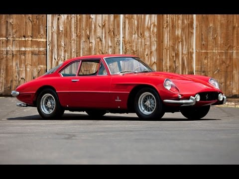 1962 Ferrari 400 Superamerica Coupe Aerodinamico 2 365 000 Youtube