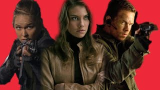 Mile 22 - Mark Wahlberg/ Lauren Cohan/ Ronda Rousey  trailer thumbnail