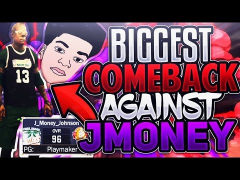YRNDJ vs J MONEY JOHNSON • I HAD TO GET MY REVENGE! *MUST WATCH* - NBA 2k17