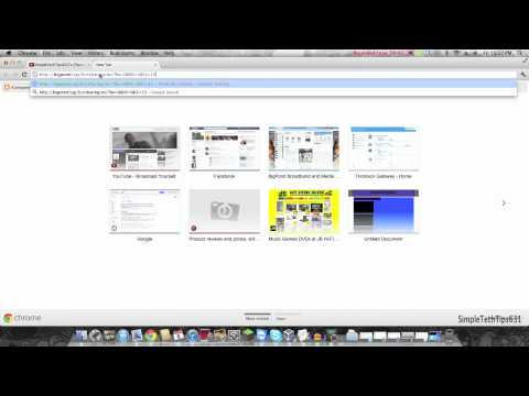 how to connect gateway to imac