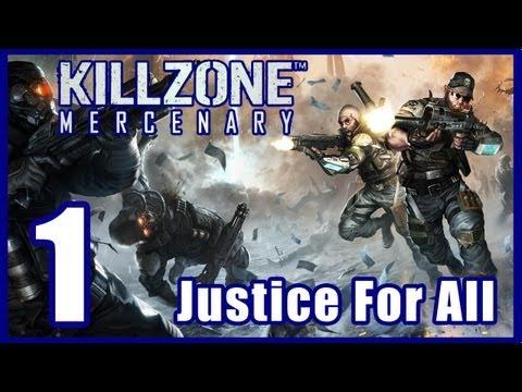 Killzone: Mercenary Walkthrough PART 1 Lets Play Gameplay [PS Vita] TRUE-HD QUALITY