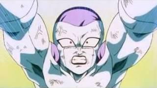 Goku Lanza La Genkidama A Freezer Youtube