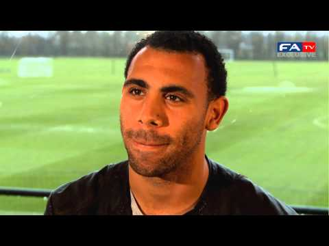 Anton Ferdinand reflects on miss | The FA Cup