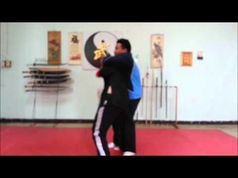 Huaming Chinese Martial Arts Center Kungfu MMA Combat Demostrations