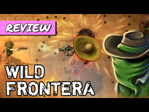 Wild Frontera gameplay: Blast cowboys, wrestlers & chickens in this Western shooter | PC Game Review