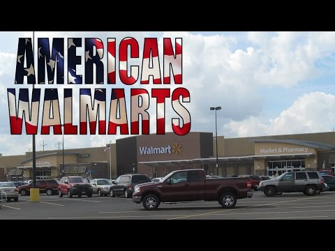 AMERICAN WALMARTS - A Guide for Foreign Tourists