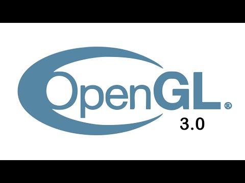 Como descargar y Actualizar Open GL