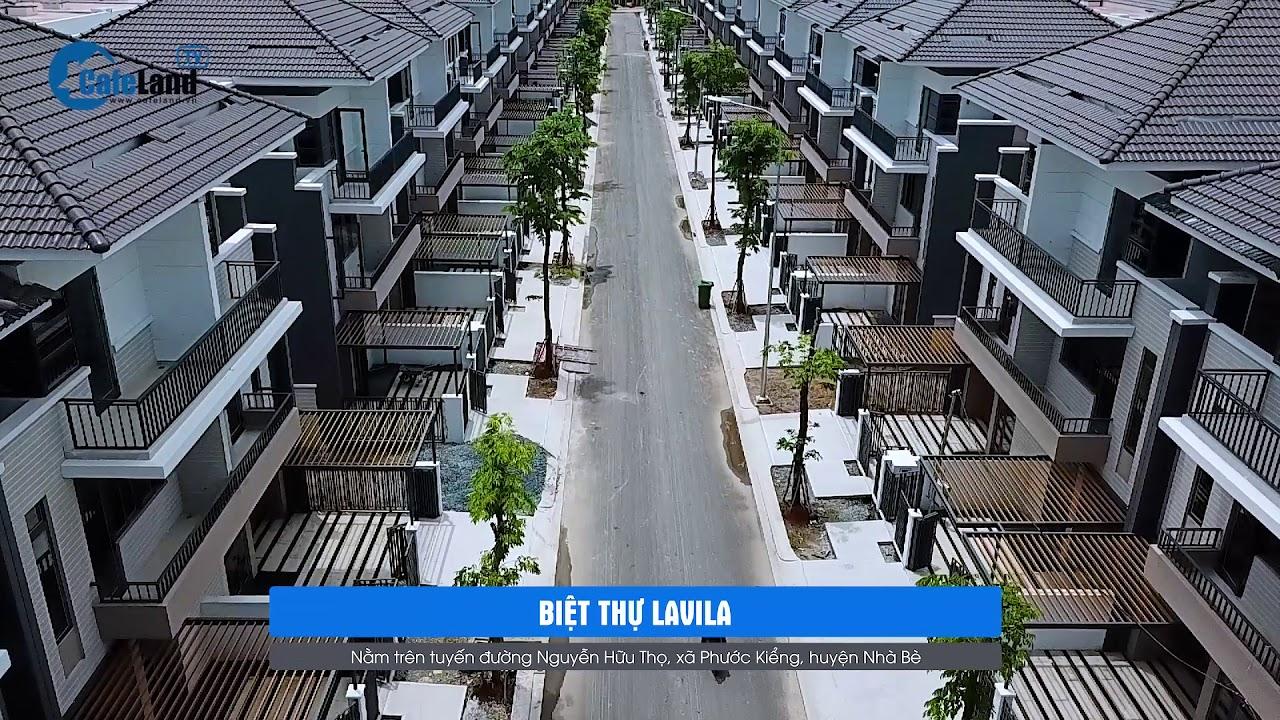 Biệt thự LAVILA – Biệt thự sang trọng tại huyện Nhà Bè   CAFELAND