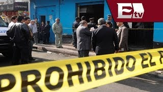 Repeat youtube video Asesinan a familia en Yautepec, Morelos / Titulares de la noche