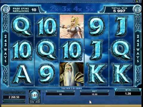Slots Free Spin Bonus