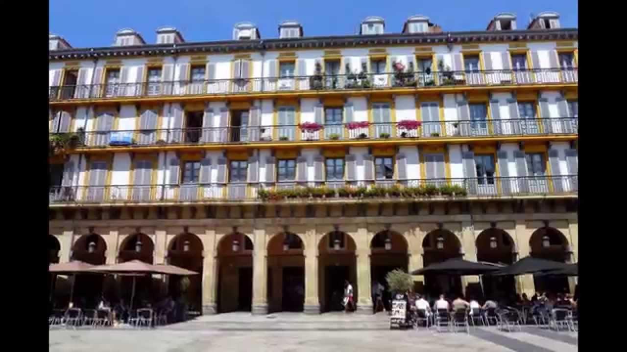 D couvrir la ville de san sebasti n saint s bastien en - Office de tourisme san sebastian espagne ...