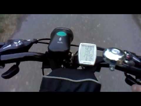 Ремонт втулки рамы, stels adrenalin - YouTube