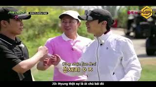 [VIETSUB] Heart Racing Nice Shot EP 9 - G-WALK (찌워크)