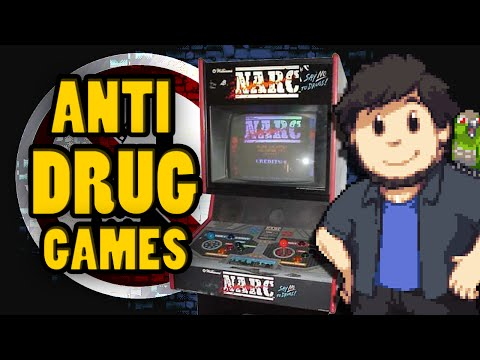 Anti Drug Games - JonTron