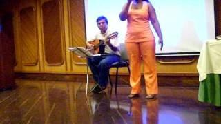 AZAI BOLAÑOS interpreta Si se calla el cantor