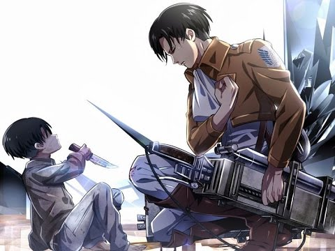 Story Of Levi Ackerman Asmv Attack On Titan Youtube