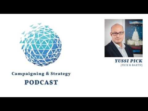 Campaigning & Strategy im Gespräch mit Yussi Pick