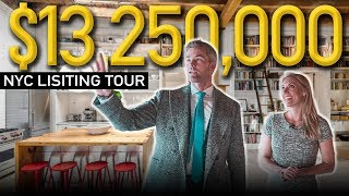Touring A $13,250,000 Piece Of New York City History | Ryan Serhant Vlog #045