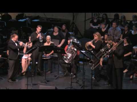 O Come O Come Emmanuel--Northside Christian School & Alumni 2009 Palladium Theater
