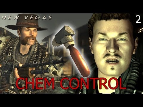 New Vegas Mods: Chem Control - Westside Battle - Part 2