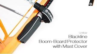 "Video: Unifiber ""Blackline"" Boom-Board Protector with Mast Cover"