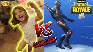 Fortnite Dance Challenge with KIDS
