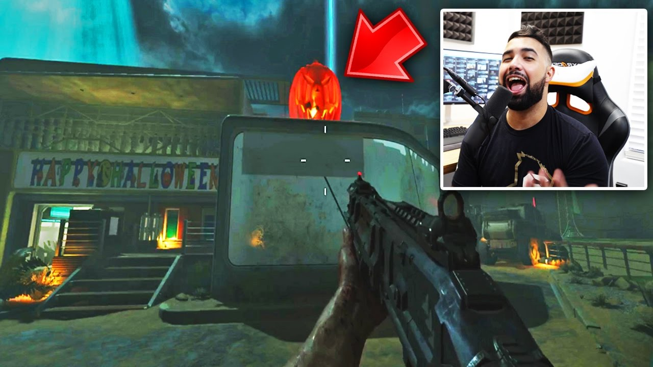 *NEW* HALLOWEEN COMBINE Gameplay in Black Ops 3 (Mods)