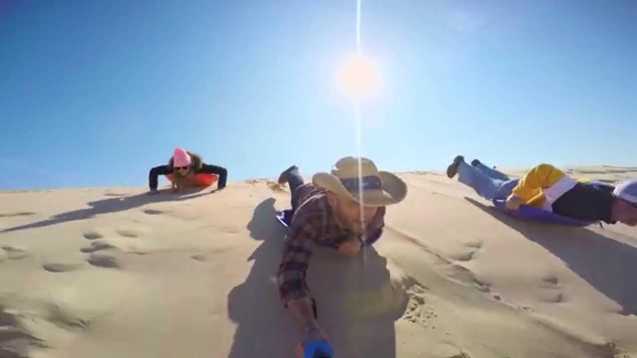 Sand Surf Texas