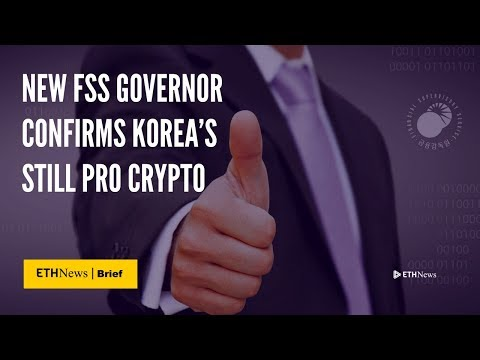 New FSS Governor: South Korea To Consider Relaxing Crypto Regulation