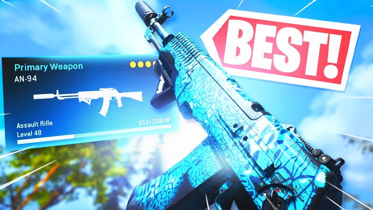 How to Create Best AN-94 Class Setup in Modern Warfare! Best AN-94 Class Setup (CoD MW)