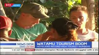 Watamu tourism boom as hundreds flock the area