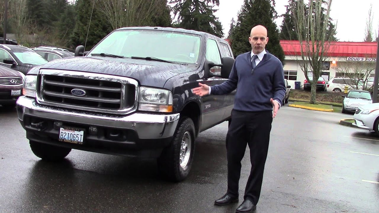 2004 Ford PowerStroke 6 0L review In 3 minutes you ll be an expert