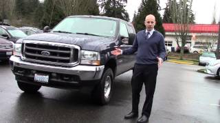 2004 Ford F250 PowerStroke 6.0L review -In 3 minutes you'll be an expert on the F250 diesel