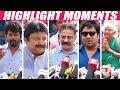 Kamal, Vijay, Ramarajan, Rajkiran & All Kollywood Celebrities | Nadigar Sangam Elections
