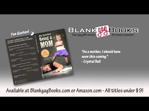 Mothers Day Gag Gift Book