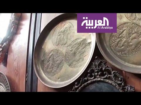 تحدى الحرب بالفن.. قصة سوري عاشق النحت على النحاس  - نشر قبل 58 دقيقة