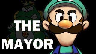 The Mayor (20XX) - Game Grumps Movie Trailer